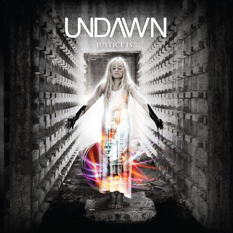 UNDAWN album cover Justice Is...