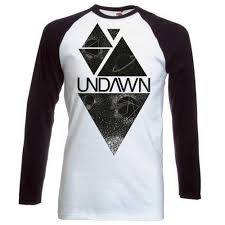 Baseball shirt undawn