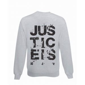 Sweater Justice Is Grey